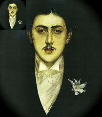 Jacques Emile Blanche-Marcel Proust