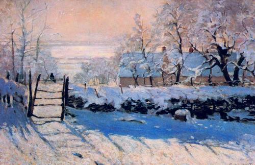 Monet-Magpie