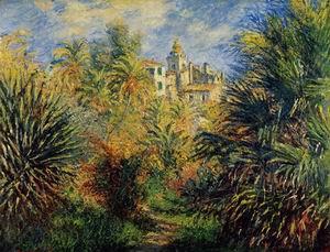 Monet_Garden In Bordighera