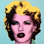 Andipa Gallery - Banksy, Kate Moss, 2005