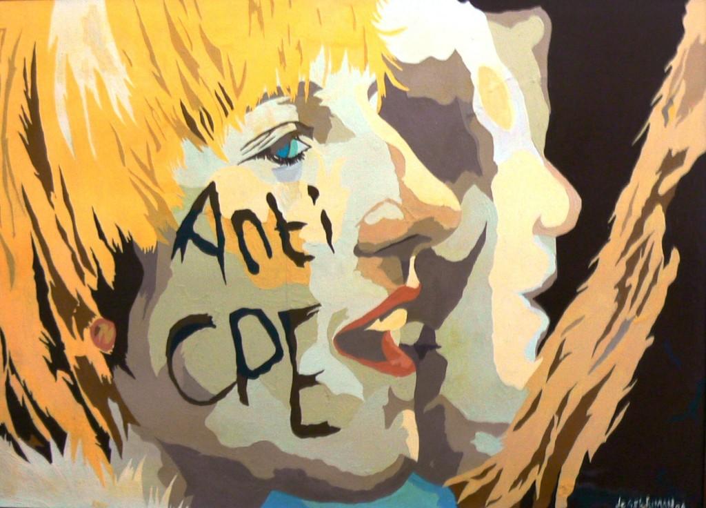 2006, Anti CPE.T.Ü.Akr.B.50-70 cm..