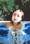 2008, Havuz'daki Kadınlar V, 50 - 35 cm., T.Ü.Ark.B. Don Eddy Kol.