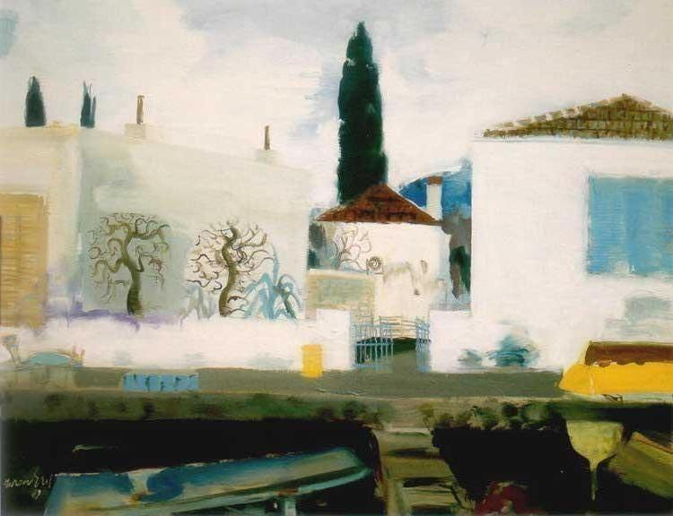 Turan Erol, bodrum, 1989