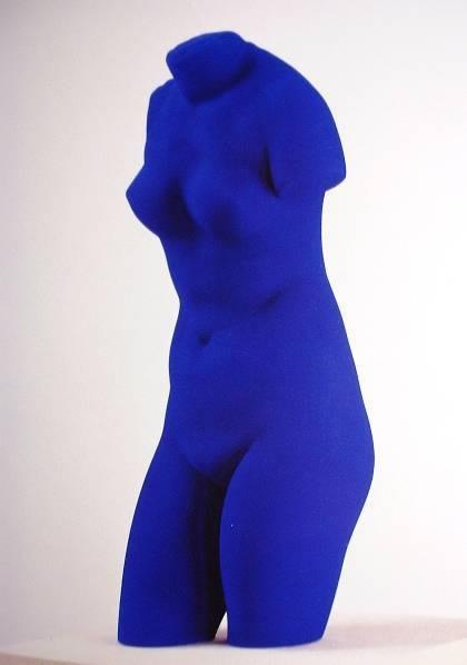 Yves Klein, venüs,1961