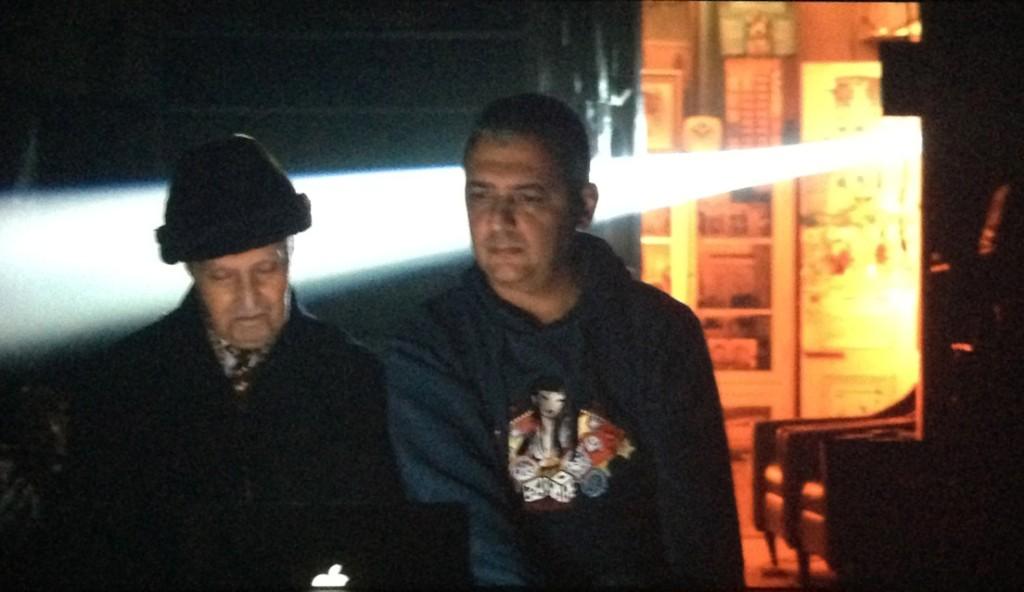Dipnot(28 Gece ve Bir Şiir), Akram Zaatari, 06'07'', 2014