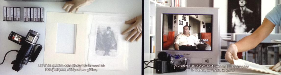 Fotoğraf, İnsanlar ve Modern Zamanlar Üzerine, Akram Zaatari, 38'43'',  2010