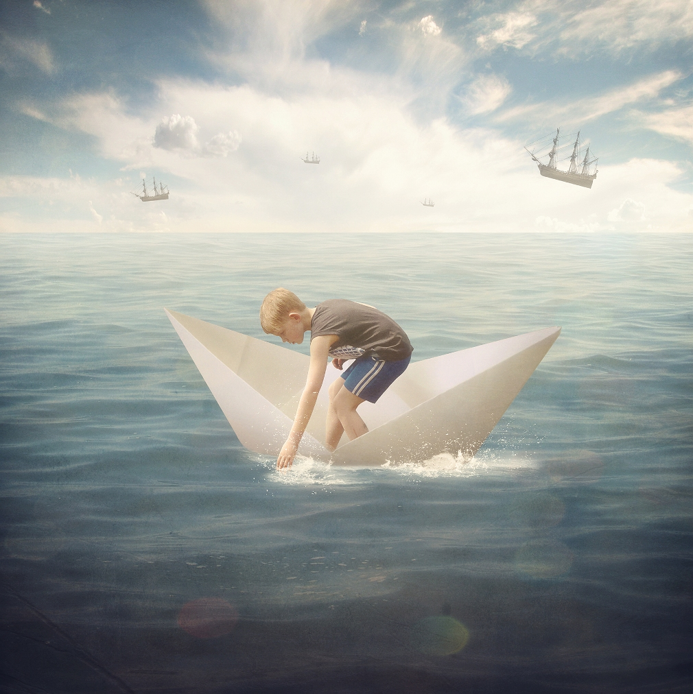 Michael Vincent Manalo_The Boy Who Flew in a Boat