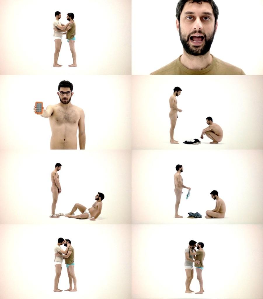 Zamanın Sonu, Akram Zaatari, 14'26'', 2012