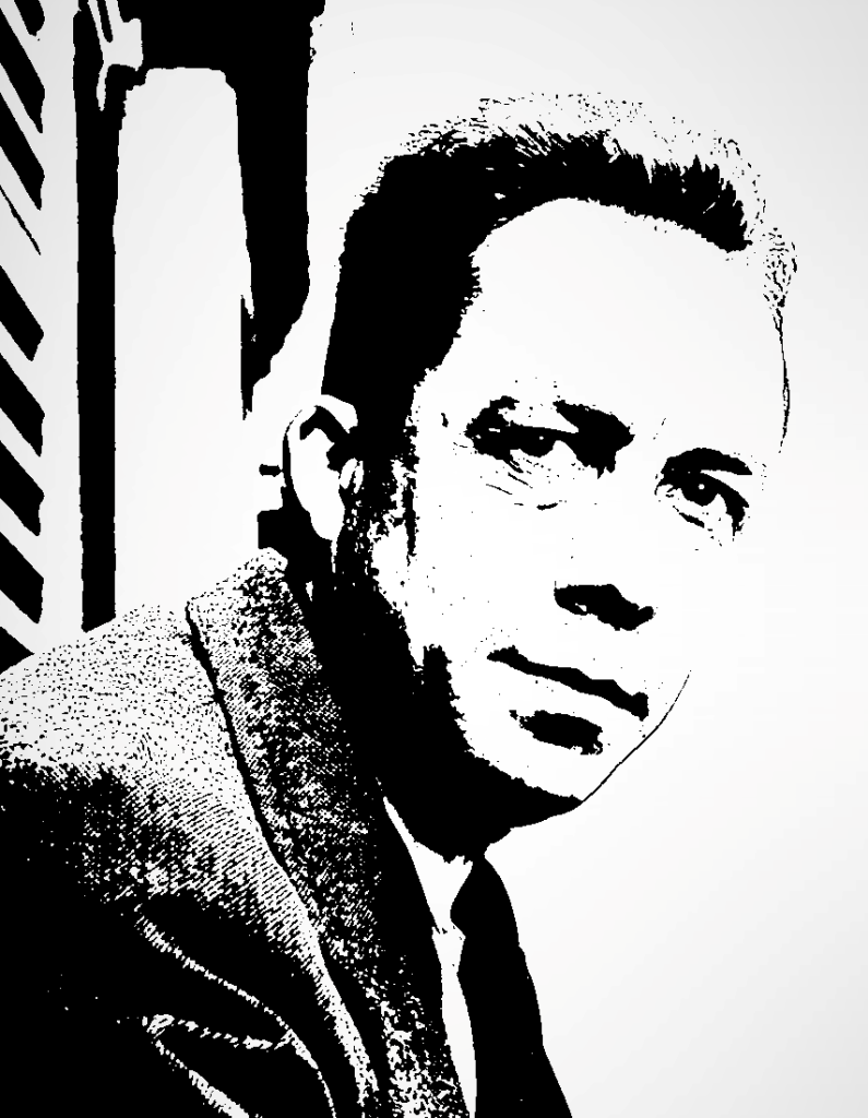 Albert  Camus by Sfegraphics (Detail)