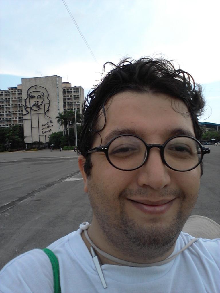 Ulaş Başar Gezgin, Küba, 2012