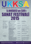 2015 UKKSA Festival Afişi