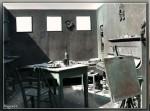 Daniel Spoerri- James Ensor'un odası