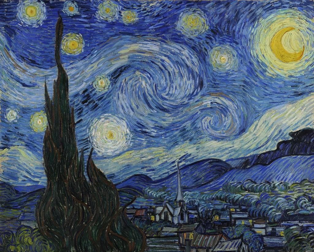 Van Gogh, Yıldızlı Gece