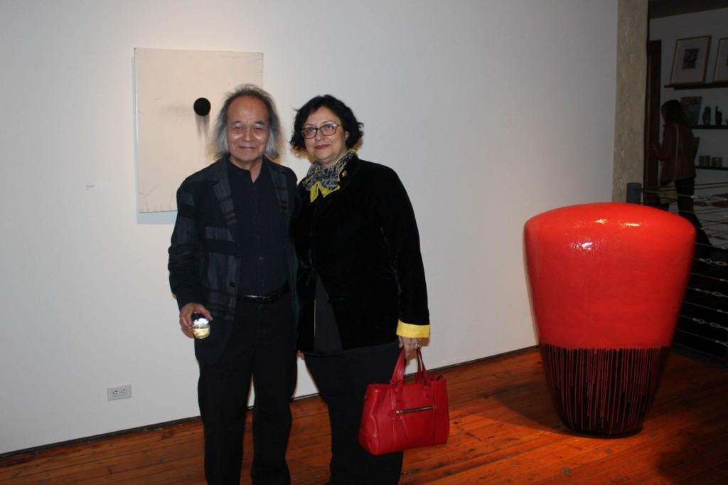 Zehra Cobanli  & Jun Kaneko