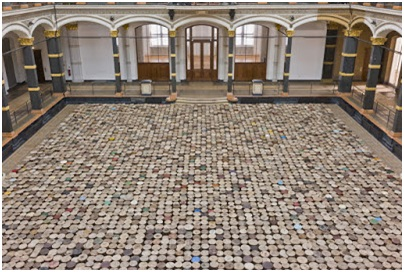 6000 AhşapTabure / Martin- Gropius Müzesi Berlin