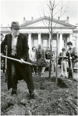 Joseph Beuys 1972
