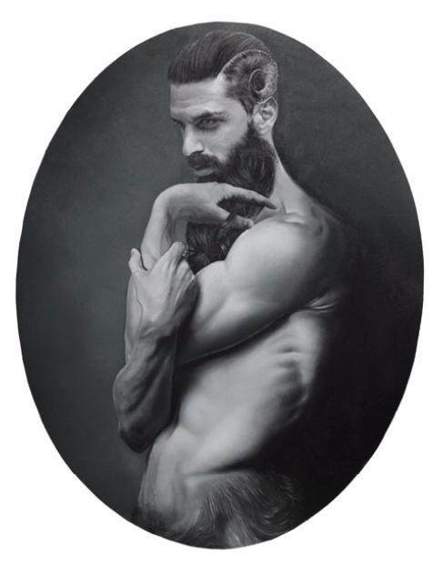 "Taner Ceylan; ""Satyr II"", 2015, Paul Kasmin Gallery"