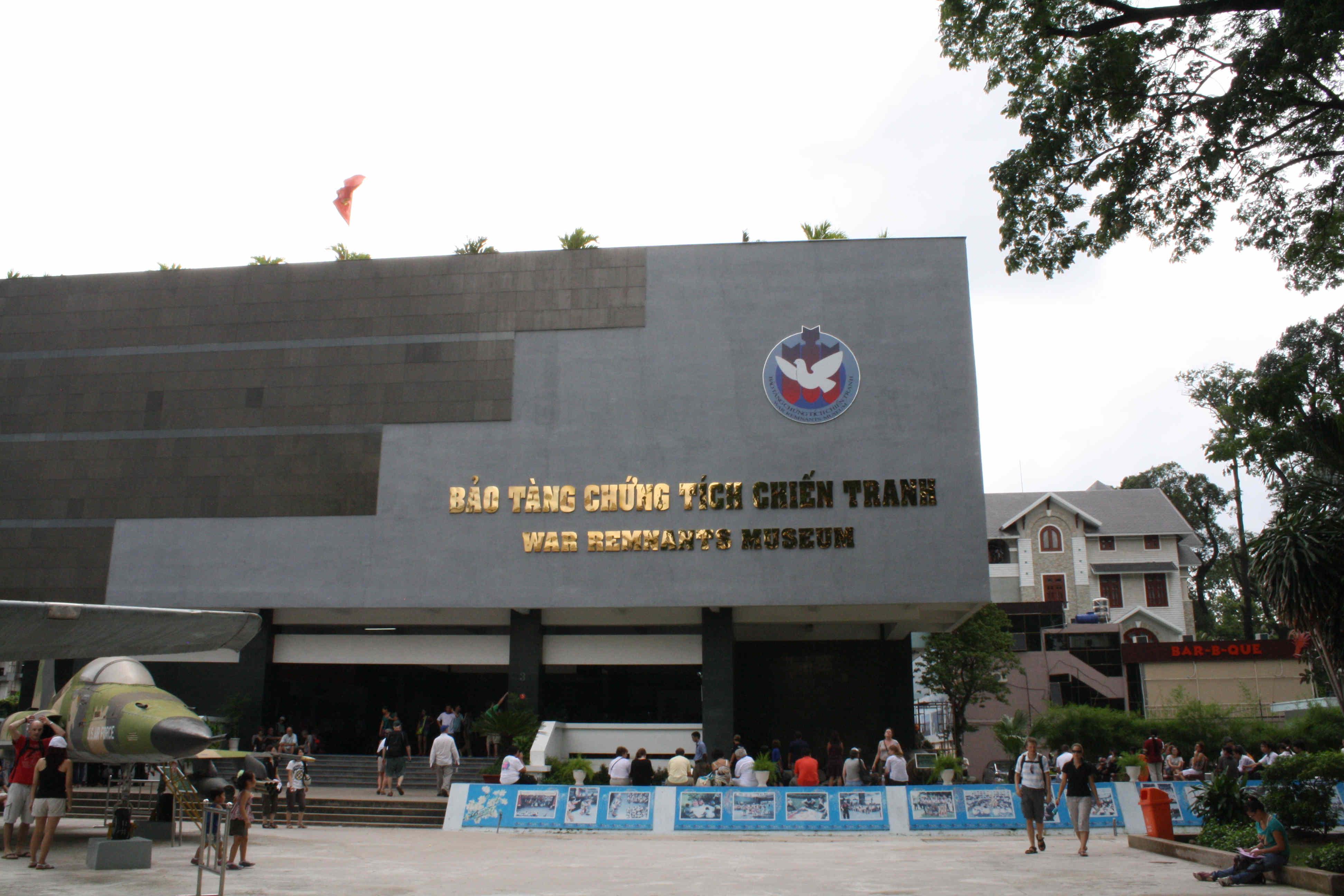 g.4 War Remnants Museum