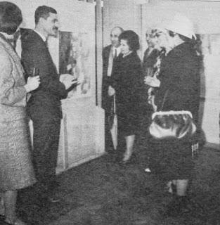 Selahattin Hüsnü Taran 1964 Sema Bilgin resim sergileri