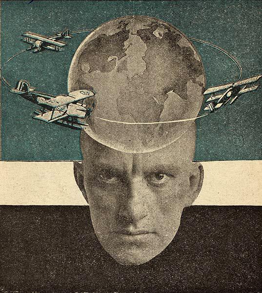 Alexander Rodchenko, Mayakovsky, 1926