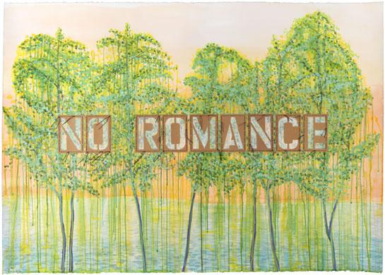 Ghade Amer, No Romance