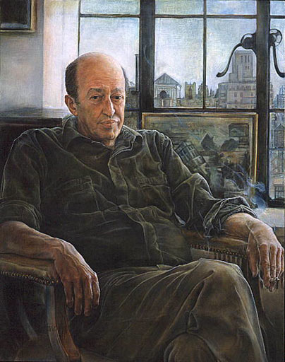 Clement Greenberg by Miles Mathis