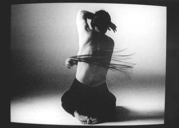 Marina Abramovic, Spirit House, 1999, Video Installation, Holland.