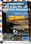 2nd International Photo Based Mail Art Exhibition Monument