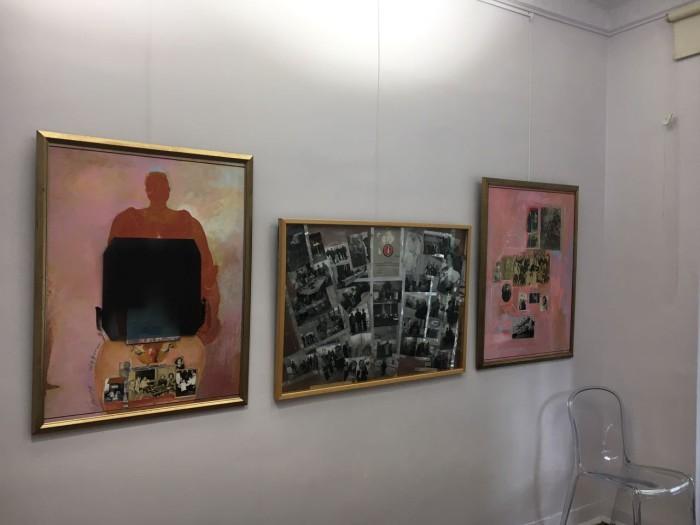 Tomur Atagök, rh+ Sanat Galerisi