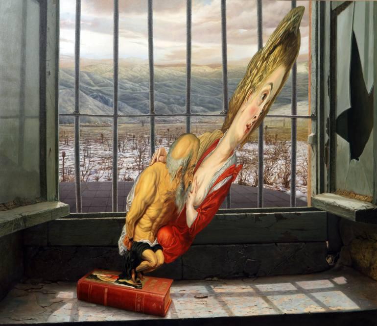 Vecdi Uzun: Anadolu'da Genç Ressam Olmak