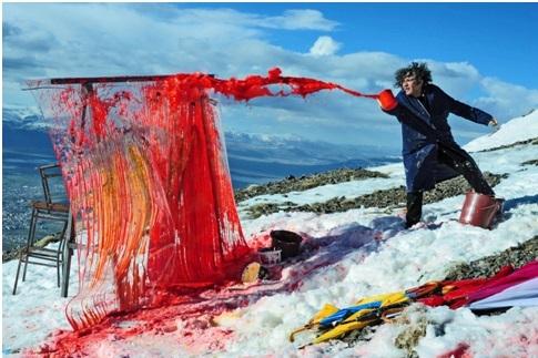 3150 Metrede Performans, Erzurum Üzerinden Bir Algı, 2015