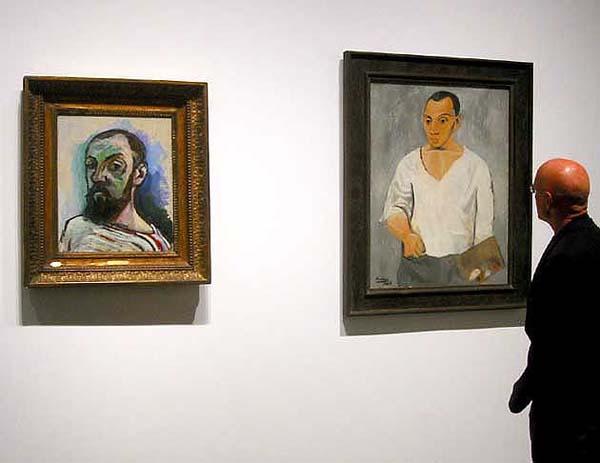 Matisse & Picasso, MoMA