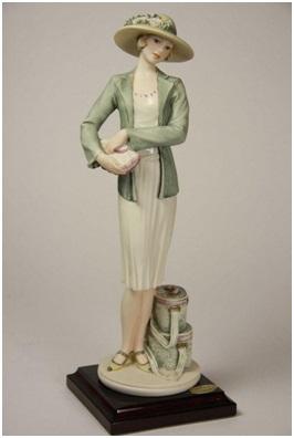Seri üretilmiş seramik heykel