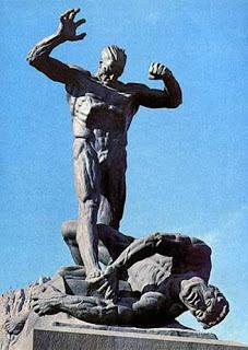 Afyon Anıtı, Kreppel