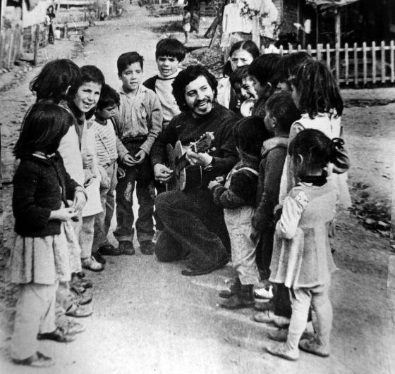 Victor Jara 1973