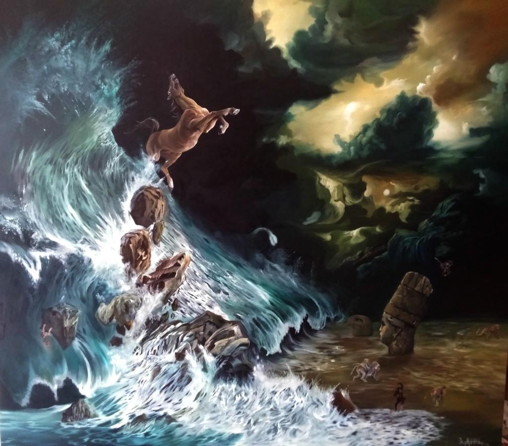 Ağıt Uğur Uludağ,Tanrıların Savaşı