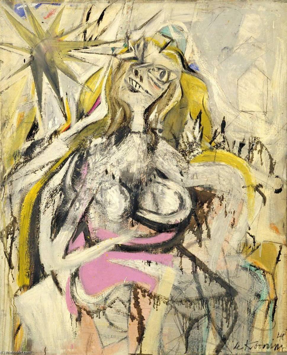 Işıl Savaşer, Willem de Kooning'in Sanatı (1904-1997)
